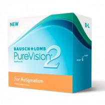 Purevision 2 Astigmatismo