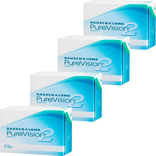 Purevision 2 Combo 4 caixas