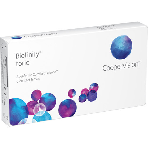 Biofinity Torica