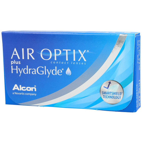 Air Optix Aqua Plus HydraGlyde