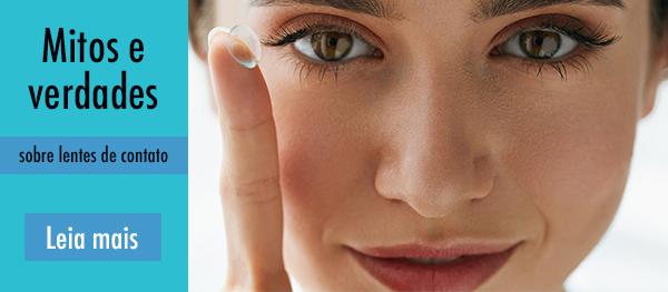 e08b56a076708 Mitos e verdades sobre lentes de contato